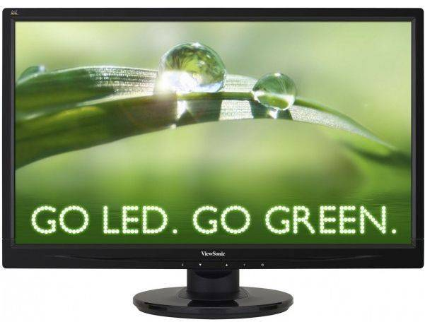 "Монитор 23,6"" VIEWSONIC VA2445-LED"