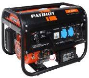 Бензиновый генератор Patriot GP 3510E 474101540
