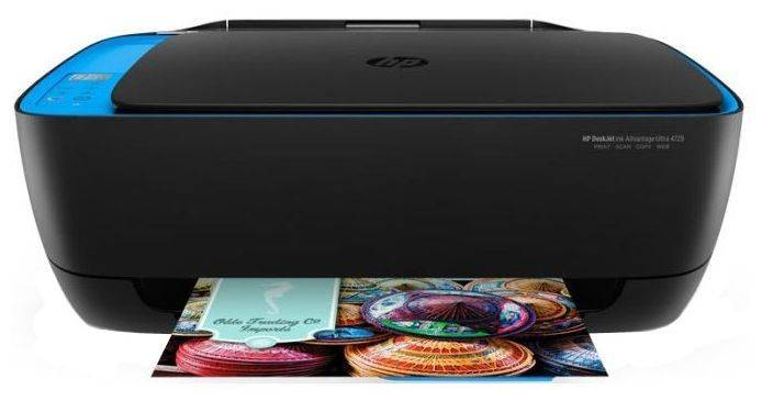 МФУ HP Deskjet Ink Advantage 4729 Ultra