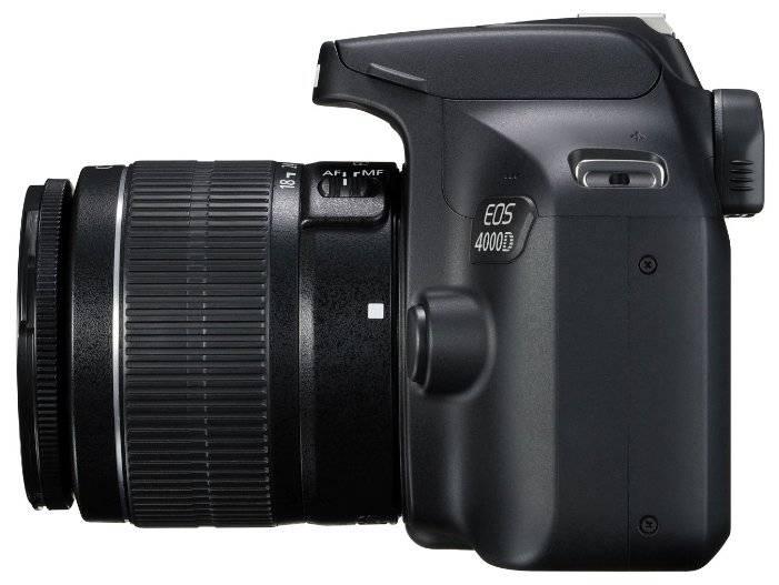 Как выглядит фото зеркального фотоаппарата