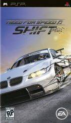 Игра для PSP Гонки Need for Speed Shift (Essentials)