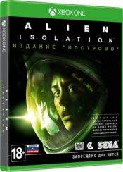 Игра для XBOX ONE Alien: Isolation. Nostromo Edition [рус. версия]