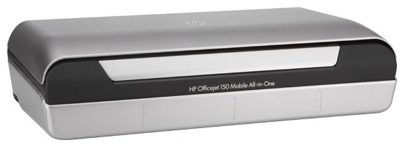 МФУ HP OfficeJet 150 mobile AiO L511a черный