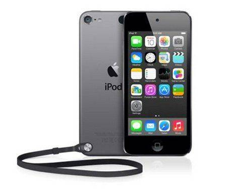 iPod Apple iPod Touch 16GB MKH62RU/A space grey