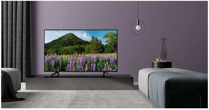"Телевизор LED 40""-43"" SONY KD-43XF7005"