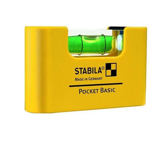 Уровень Stabila тип Pocket Magnetic 17774