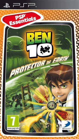 Игра для PSP Ben 1: Protector of Earth (Essentials)