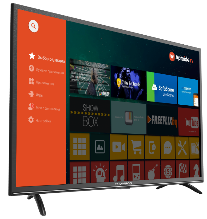 "Телевизор LED 26""-29"" THOMSON T28RTL5240"