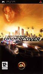Игра для PSP Гонки Need for Speed Undercover (Essentials)