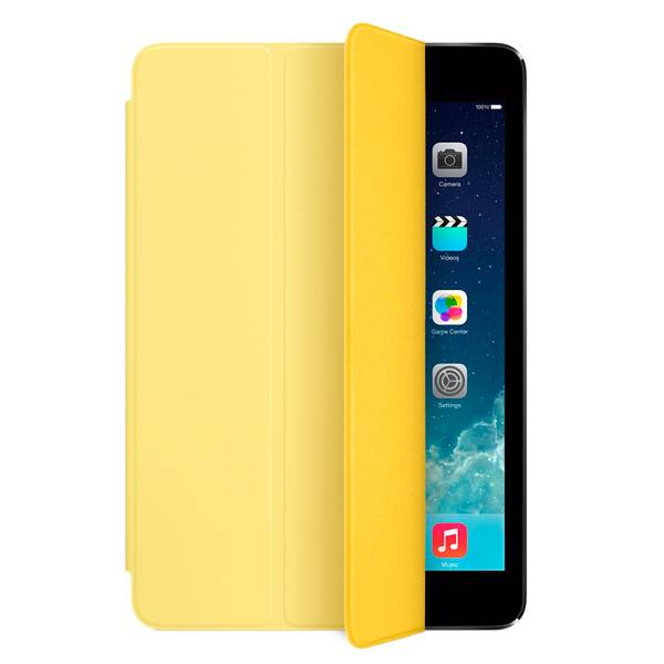 Чехол APPLE Smart Cover для iPad mini желтый