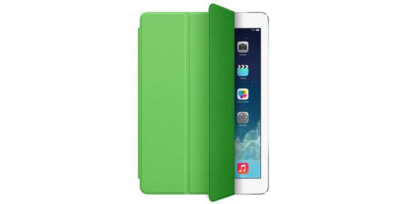 "Кейс шторка 9.7"" APPLE iPad Air Smart Cover зеленый"