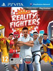 Игра для PS Vita Reality Fighters (русская версия)
