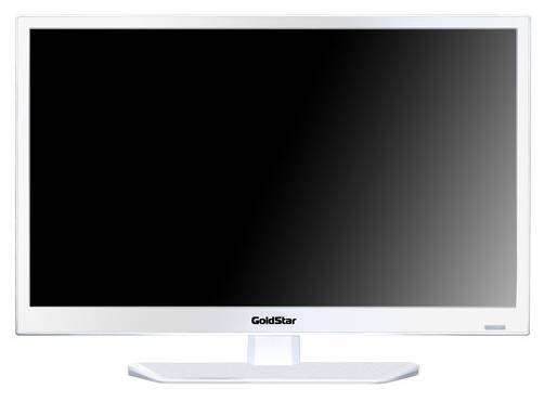 "LED 32"" GOLDSTAR LT-32T405R white - белый"