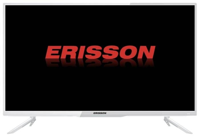 "Телевизор LED 24"" ERISSON 24HLE18T2W white - белый"