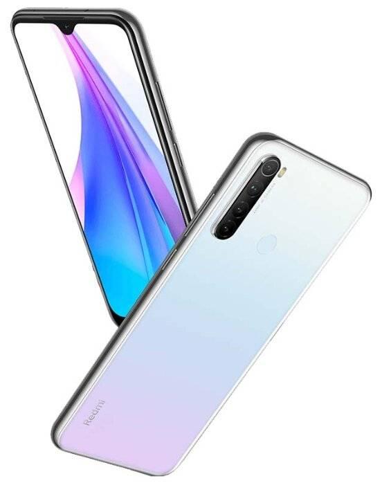 Смартфон Xiaomi Redmi note 8T 4/64 white - белый купить по цене 15 990 руб. в Рязани, в интернет магазине ЭЛЕКСTelegramtwitterinstagram