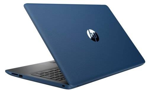 "Ноутбук 15,6"" HP 15-da0085ur i3-7020U/4/500Gb/MX110/W10 FHD синий"