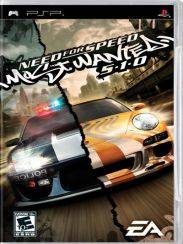 Игра для PSP Гонки Need for Speed Most Wanted 5-1-0 (Essentials)