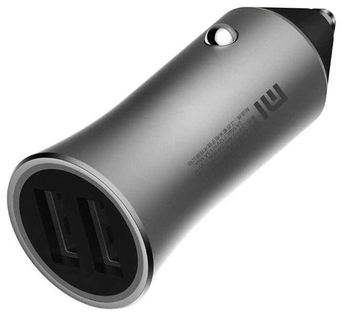 АЗУ Xiaomi Mi Car Charger Pro