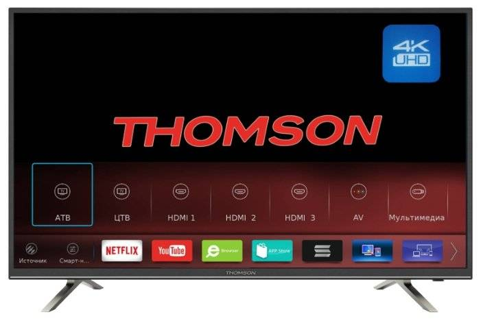 Телевизор LED 65'' THOMSON T65USM5200
