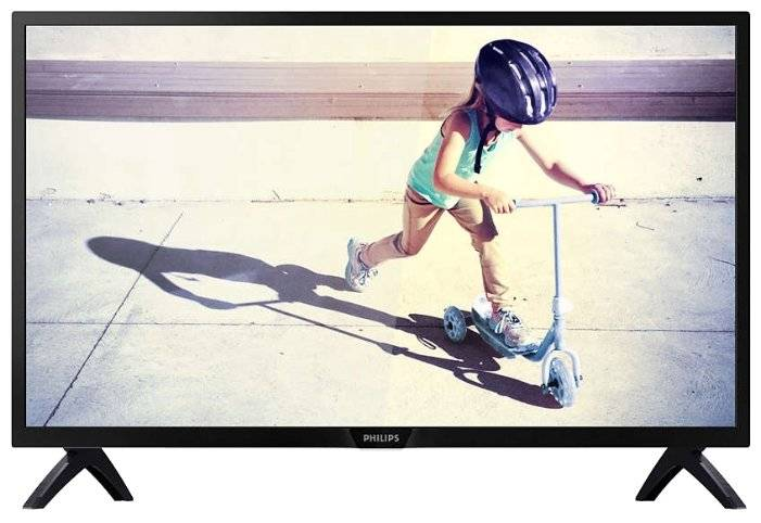 "Телевизор LED 32"" PHILIPS 32PHS4062/60"