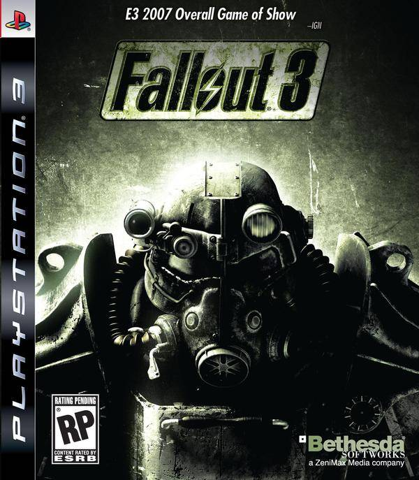 Игра для PS3 Fallout 3 Game of the Year