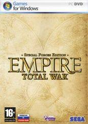 Игра для PC Empire: Total War - Special Forces Edition