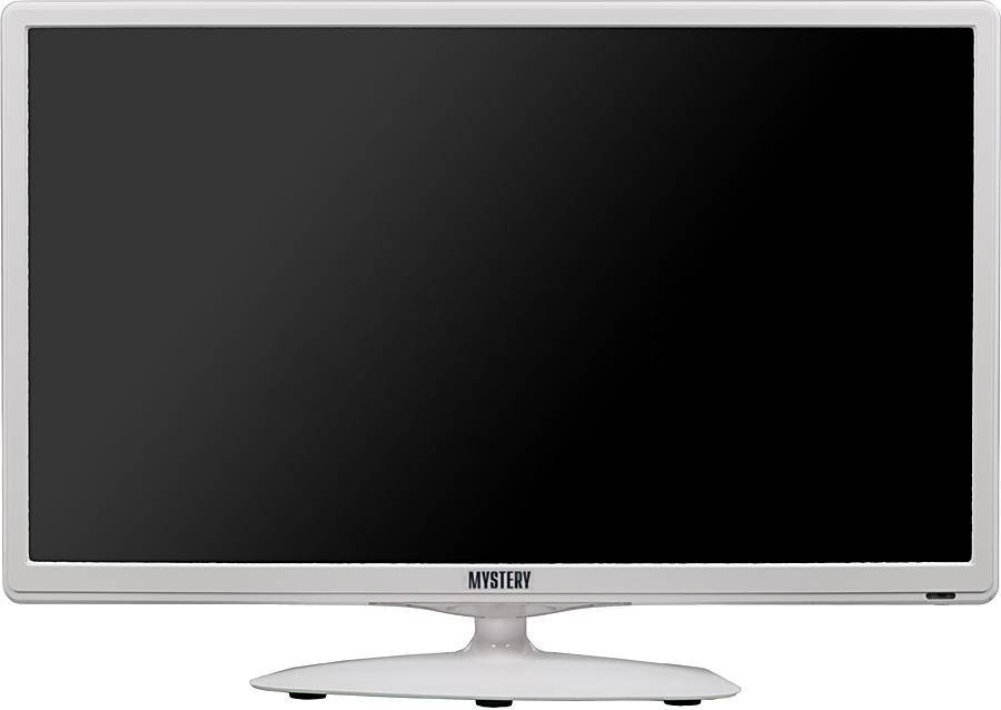 "LED 24"" MYSTERY MTV-2429LTA2 white"