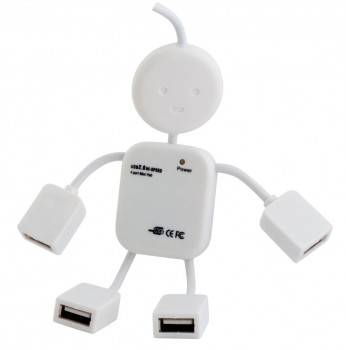 Концентратор USB PC PET Human