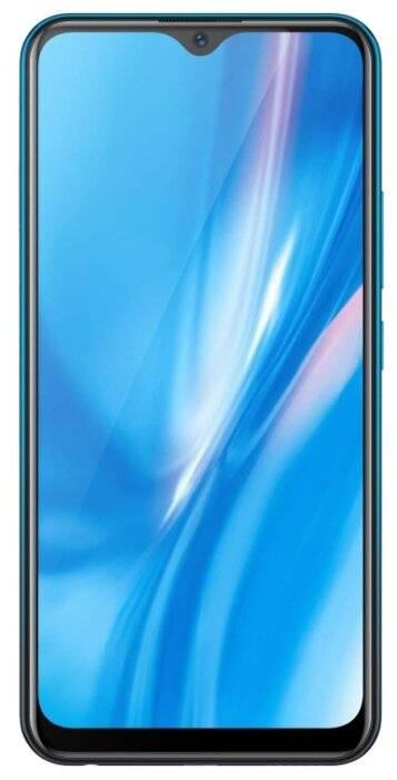 Смартфон VIVO Y11 blue - синий купить по цене 8 990 руб. в Рязани, в интернет магазине ЭЛЕКСTelegramtwitterinstagram