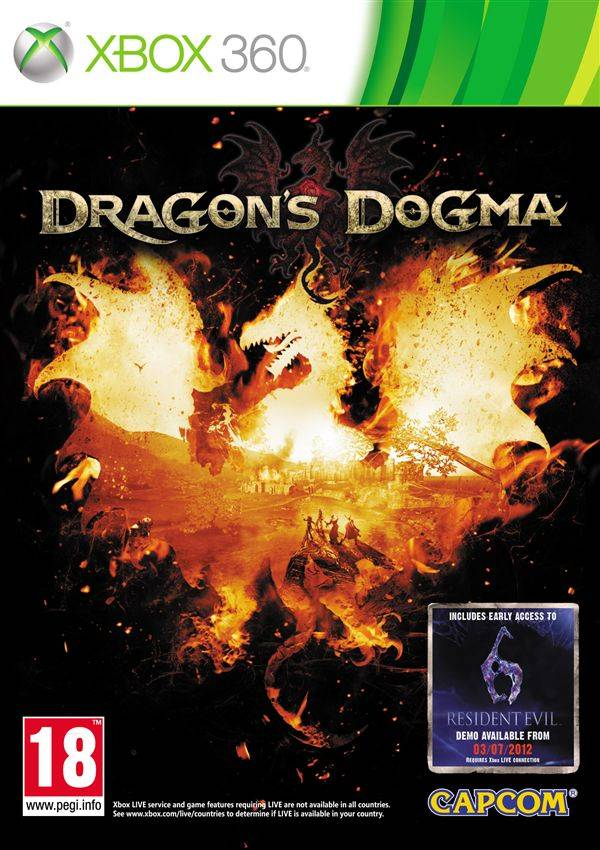 Игра для PS3 Dragon's Dogma (Русс. Док.)