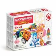 Конструктор MAGFORMERS Fixie Wow Set 16 дет.