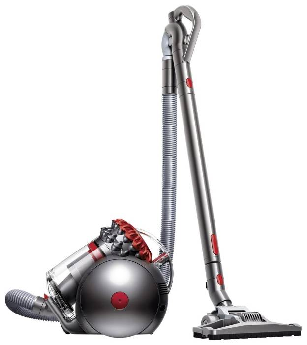 Пылесос Dyson CY22 Cinetic Big Ball Parquet 216136-01