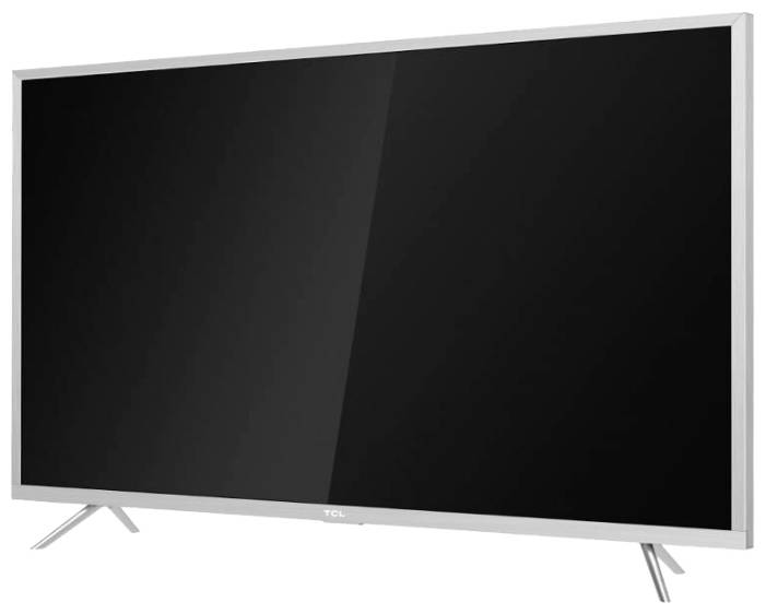 Телевизор LED 65'' TCL L65P2US gun metal - стальной
