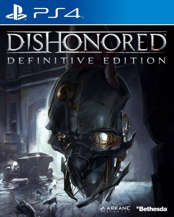 Игра для PS4 Dishonored. Definitive Edition