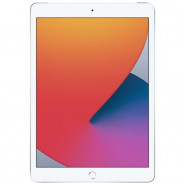 "Планшетный ПК 10.2"" Apple iPad Wi-Fi+Cellular 32Gb серебристый"