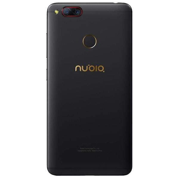 Смартфон NUBIA Z17 Mini 64Gb black gold