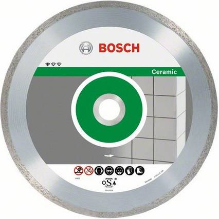 Алмазный диск BOSCH PROFESSIONAL for Ceramic 180-22,23 (2608602204)
