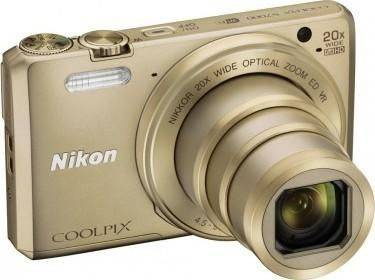 NIKON CoolPix S7000 gold - золотой