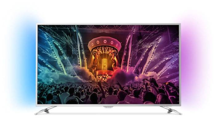"LED 55"" PHILIPS 55PUS6501/60"