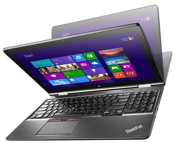 "Ноутбук 15,6"" LENOVO ThinkPad S5 Yoga 15 i7 5500U/8Gb/1Tb/GT840M 2Gb/Touch/W8.1"
