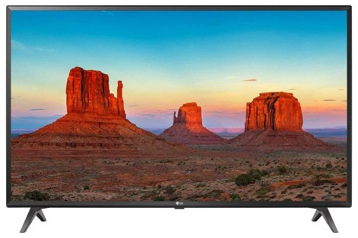 Телевизор LED 65'' LG 65UK6300PLB