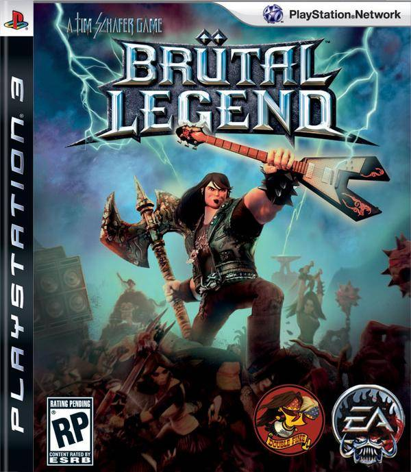 Игра для PS3 Brutal Legend