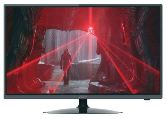 "LED 24"" MYSTERY MTV-2423LT2 белый"
