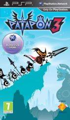 Игра для PSP Экшен Patapon 3 (Essentials) [русская версия]