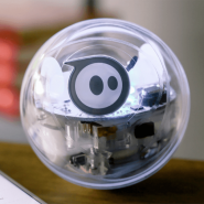 Робот SPHERO SPRK Rest of World прозрачный