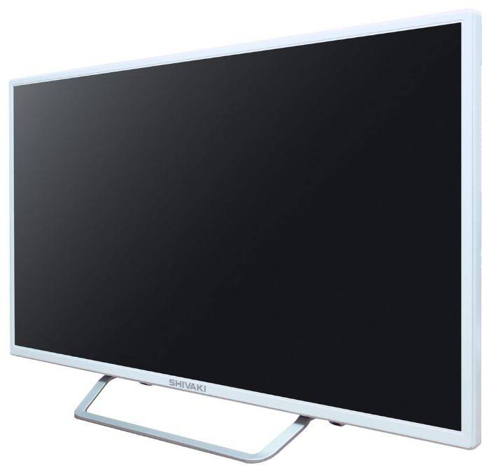 "LED 32"" SHIVAKI STV-32LED13W white - белый"