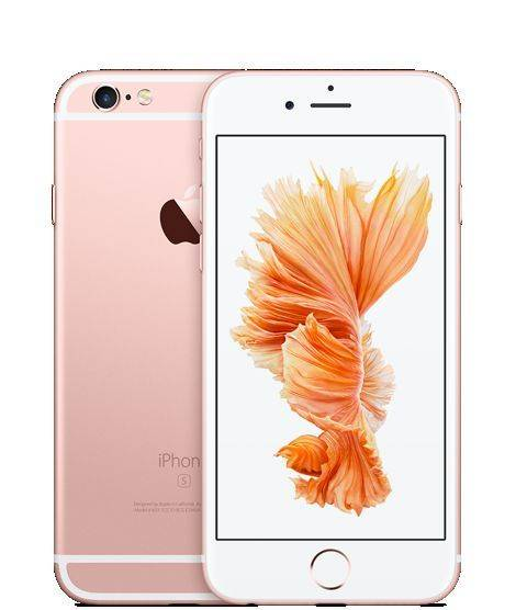 Смартфон Apple iPhone 6S+ 128G MKUG2RU/A ROSE GOLD