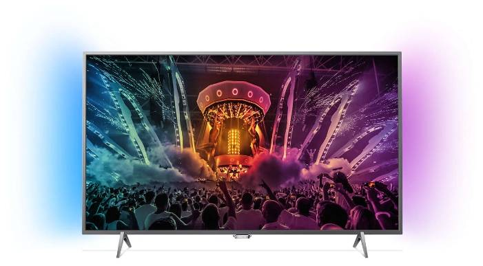 "LED 55"" PHILIPS 55PUS6401/60"