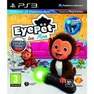 Игра для PS3 Детская игра EyePet (только для PS Move) (Platinum)