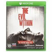 Игра для XBOX ONE Evil Within